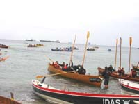 Falmouth Gig Racing